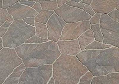 Mortared Flagstone