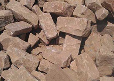 Tan Chopped Stone