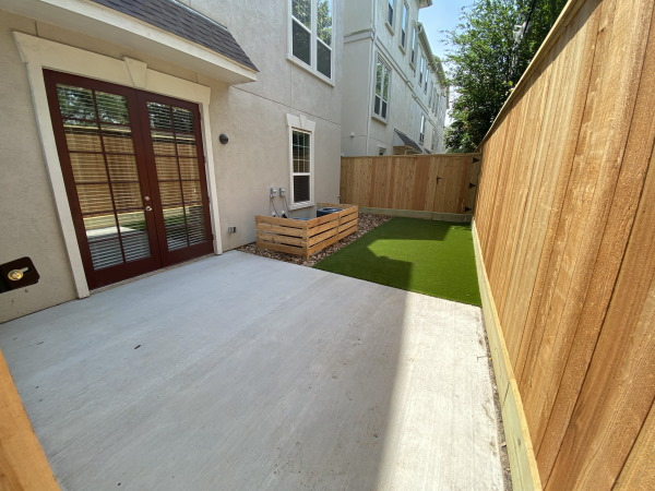 4 Questions to Ask Before Adding a Private Backyard to a Multi-Family Unit